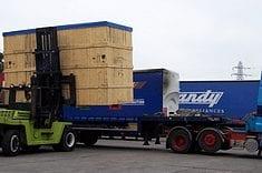 Pallet Distribution | Irish Groupage